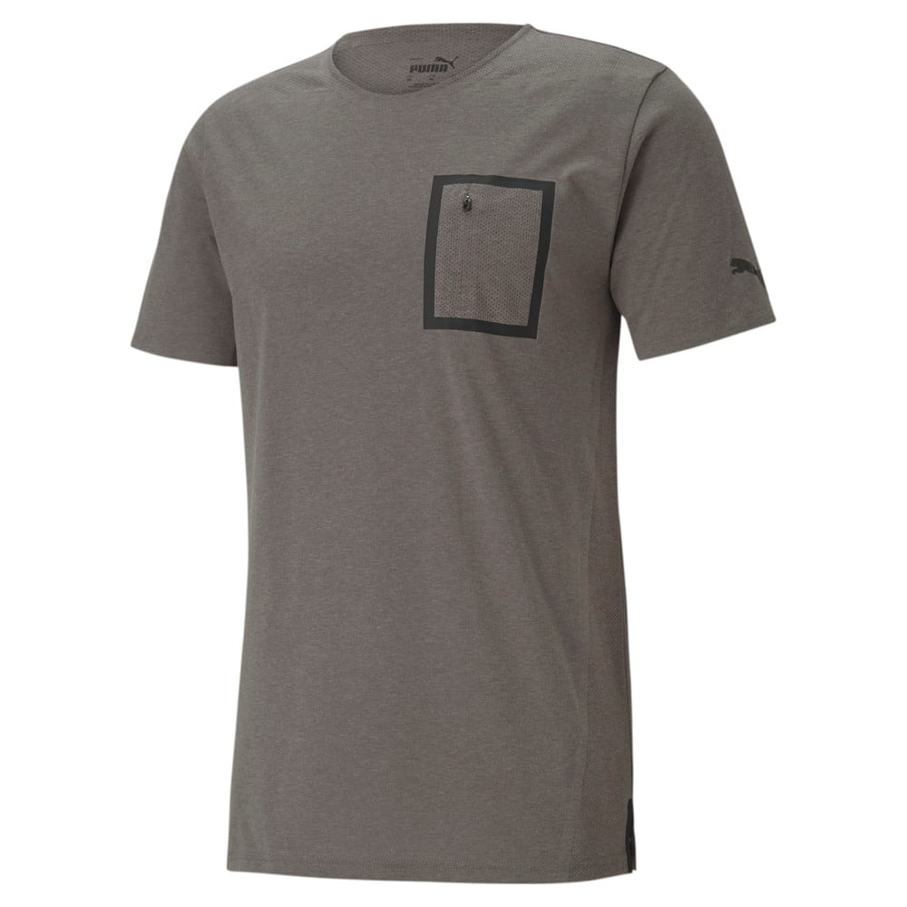 Изображение Puma Футболка Session Tech Bonded Men's Training Tee #1