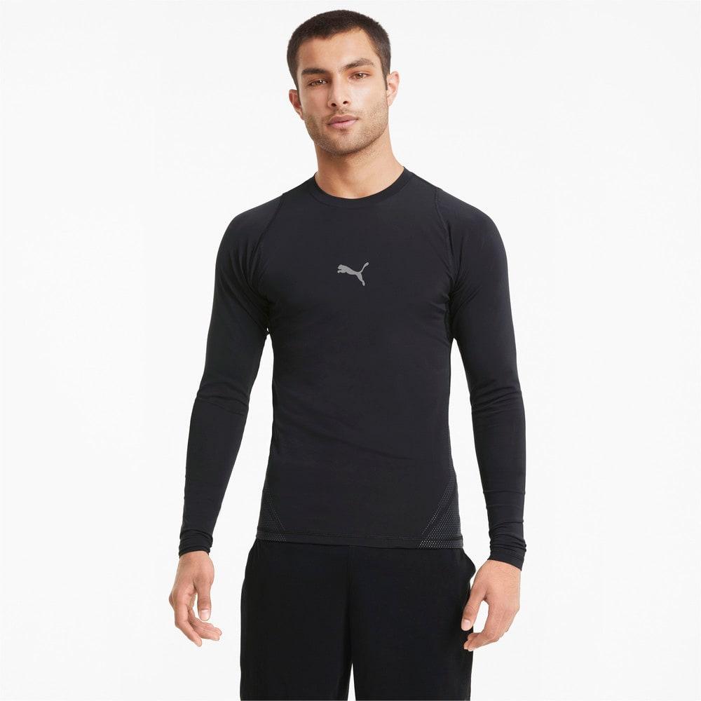 Görüntü Puma EXO-ADAPT Uzun Kollu Erkek Antrenman T-shirt #1