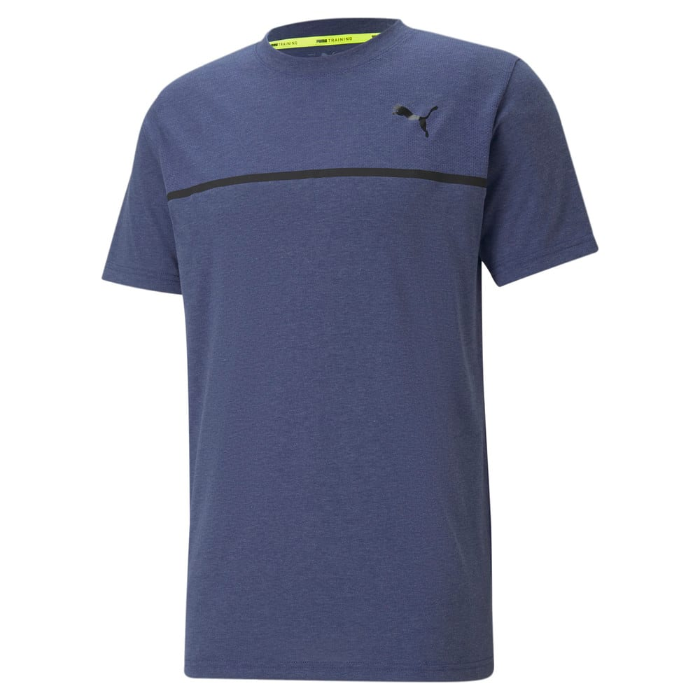 Image Puma Bonded Short Sleeve Men's Training Tee #1