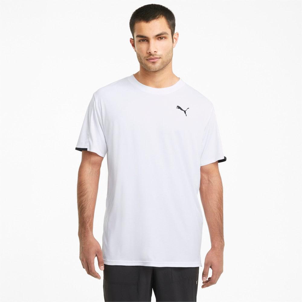 Görüntü Puma GRAPHIC Kısa Kollu Erkek Antrenman T-shirt #1