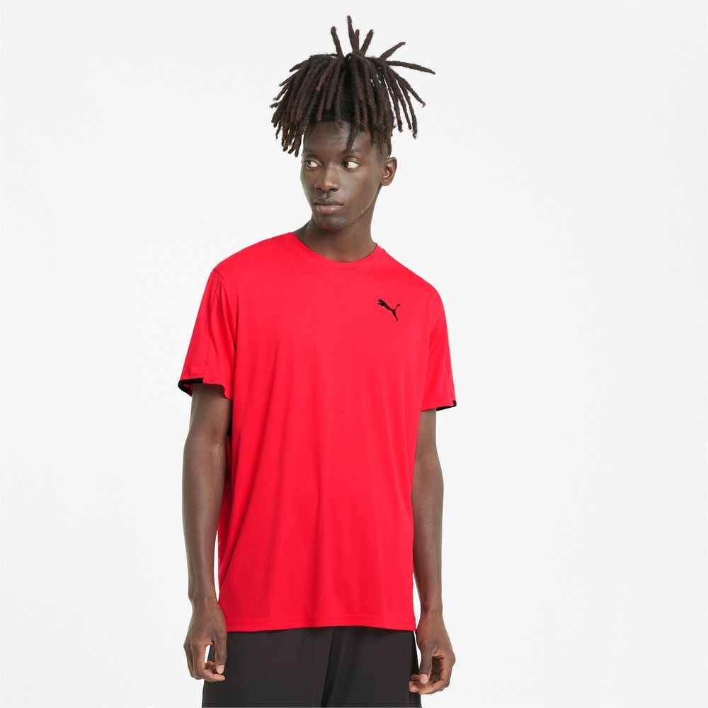 Image PUMA Camiseta Graphic Short Sleeve Training Masculina #1
