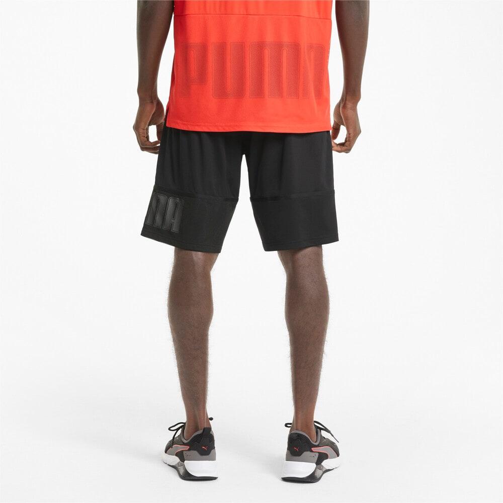 Imagen PUMA Shorts de training de tejido de punto de 25 cm para hombre Session #2