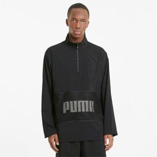 Изображение Puma Олимпийка Graphic Half-Zip Men's Training Jacket