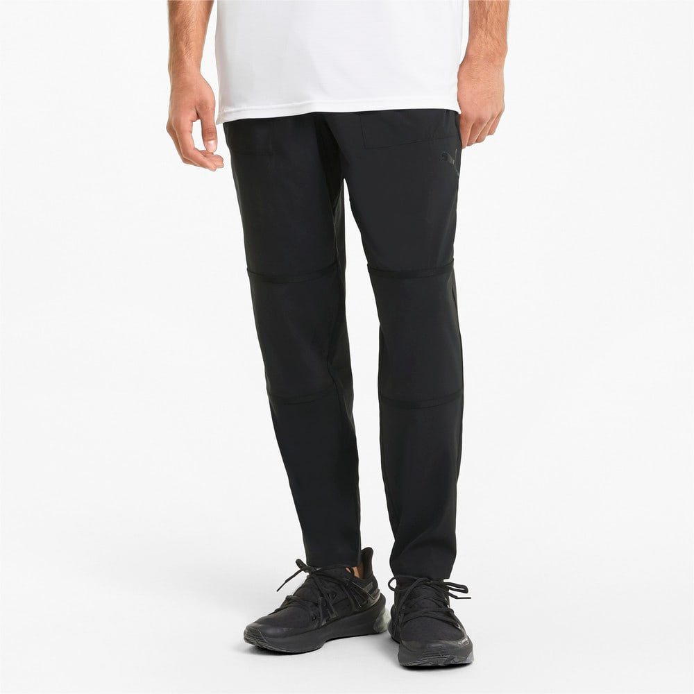 Зображення Puma Штани Vent Woven Men's Training Pants #1