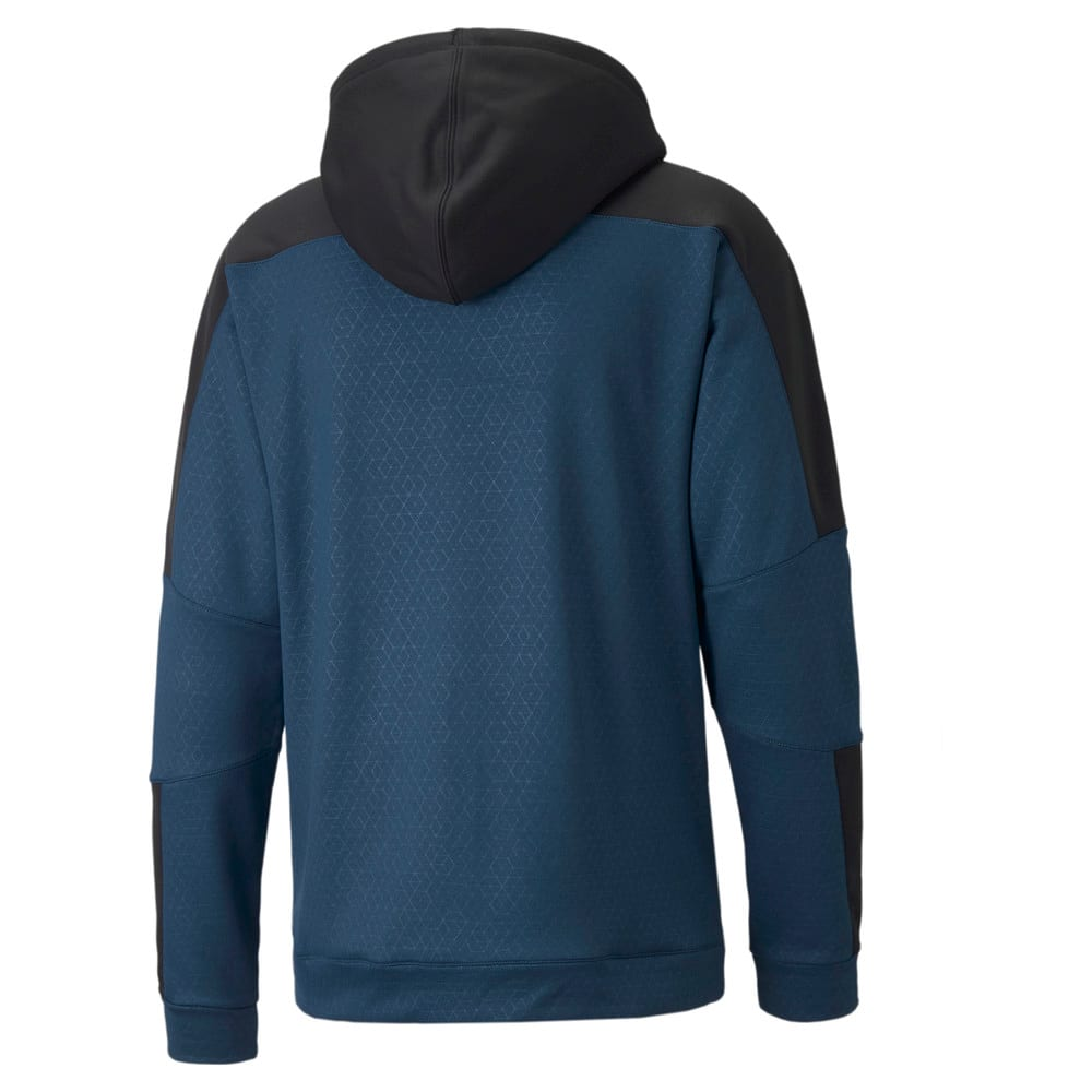 Зображення Puma Олімпійка Activate Full-Zip Men's Training Jacket #2: Intense Blue-Puma Black