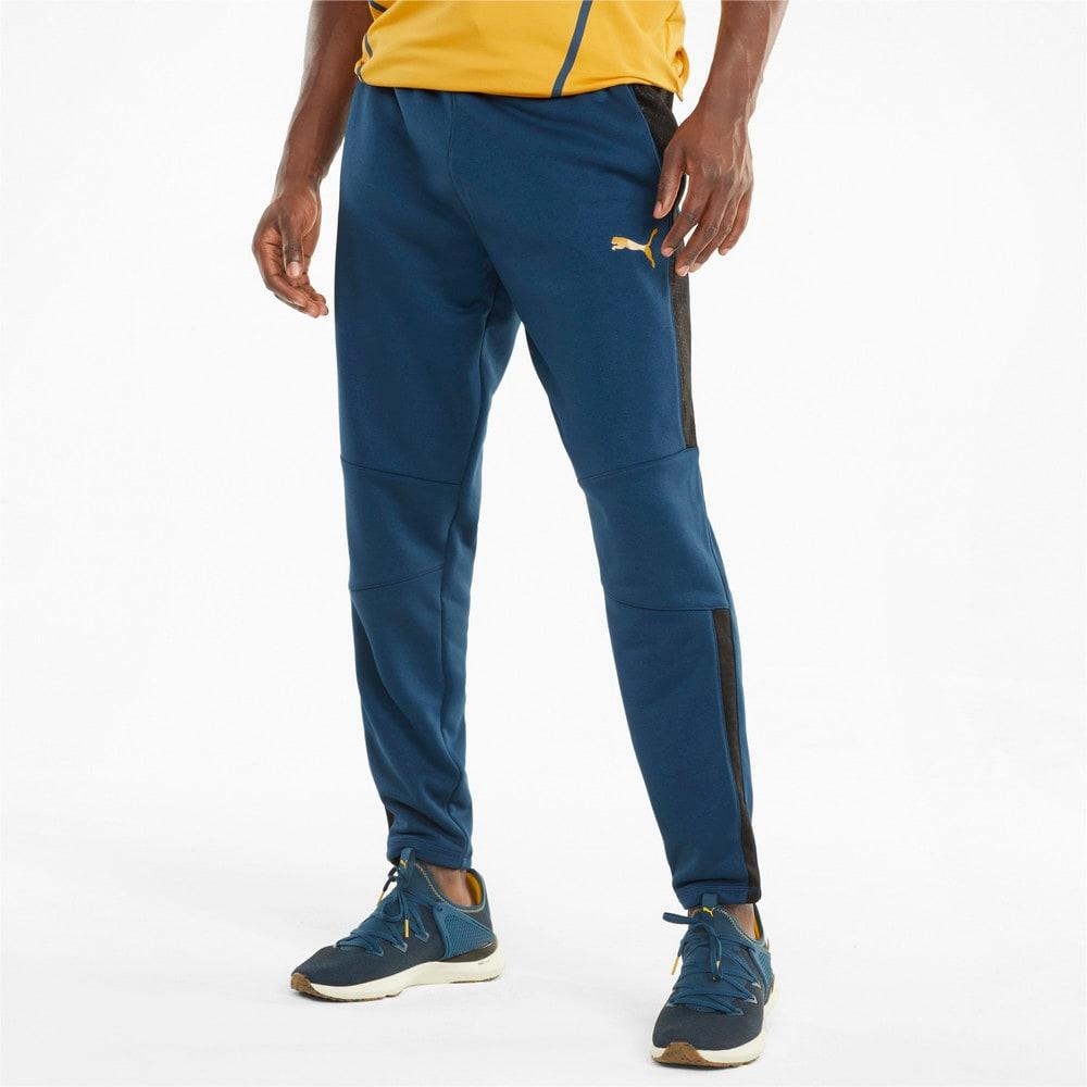 Зображення Puma Штани Activate Men's Training Pants #1: Intense Blue-Puma Black