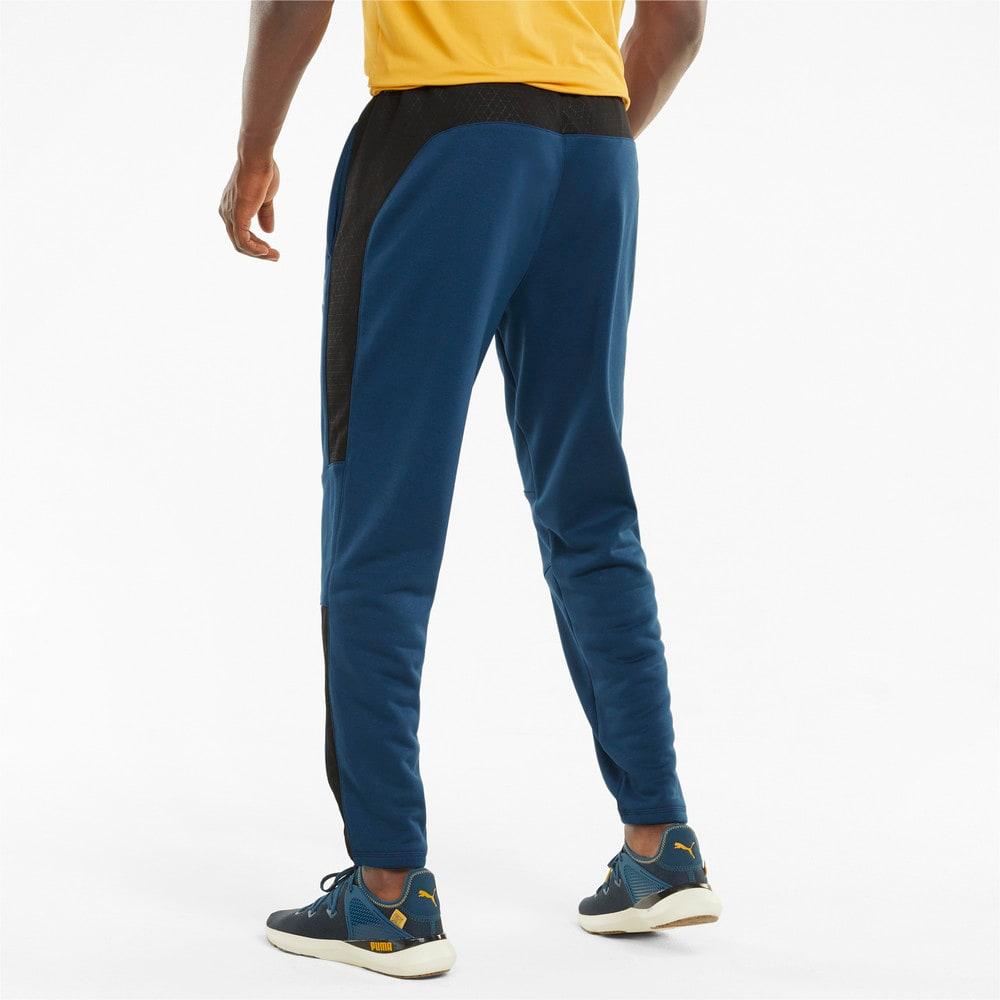 Зображення Puma Штани Activate Men's Training Pants #2: Intense Blue-Puma Black