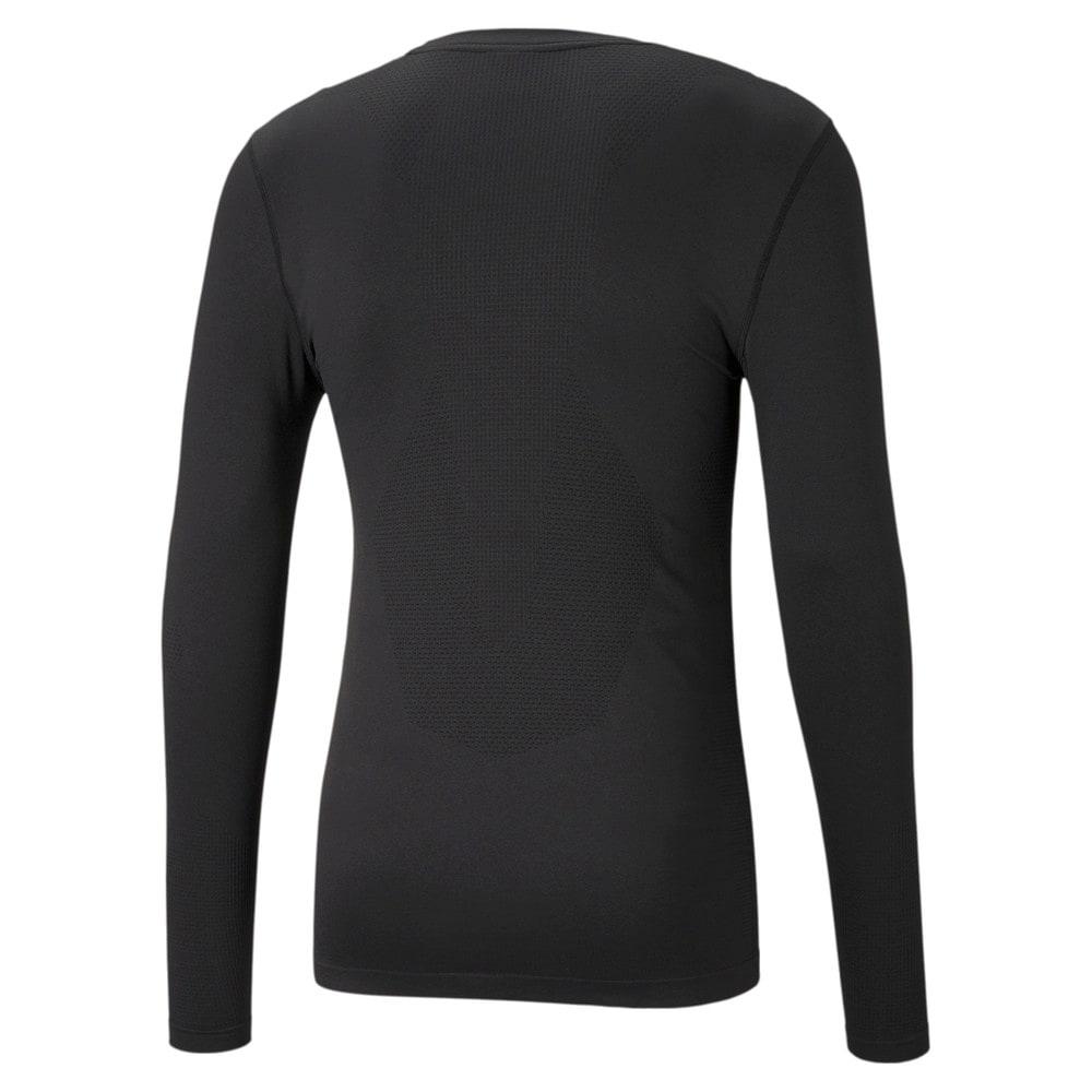 Изображение Puma Футболка с длинным рукавом Seamless Bodywear Long Sleeve Men's Training Tee #2