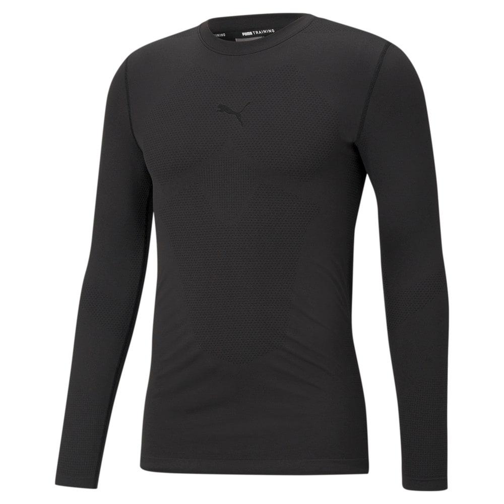 Изображение Puma Футболка с длинным рукавом Seamless Bodywear Long Sleeve Men's Training Tee #1