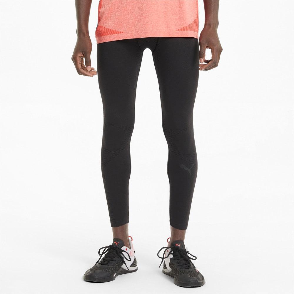 Image Puma Seamless Bodywear Men's Long Training Tights #1
