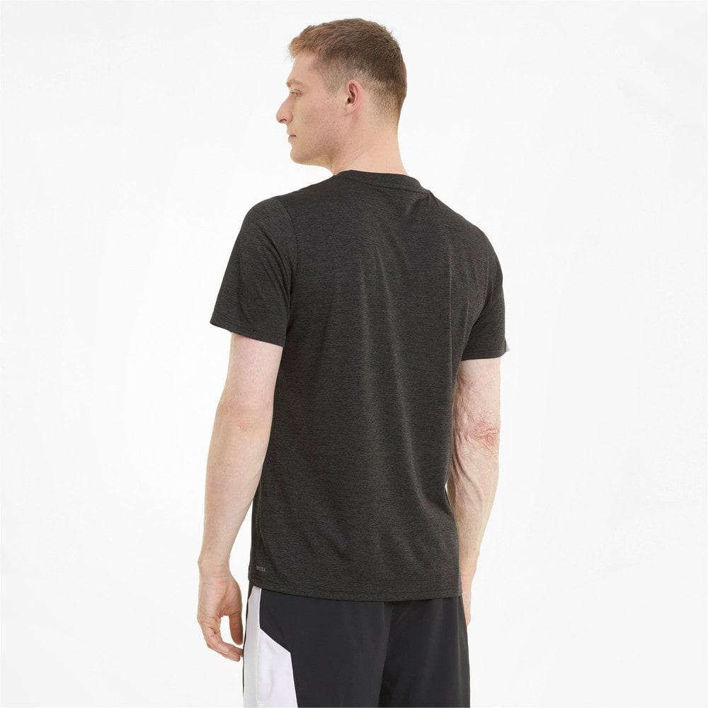Изображение Puma Футболка Favourite Heather Cat Short Sleeve Men's Training Tee #2