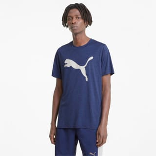 Изображение Puma Футболка Favourite Heather Cat Short Sleeve Men's Training Tee