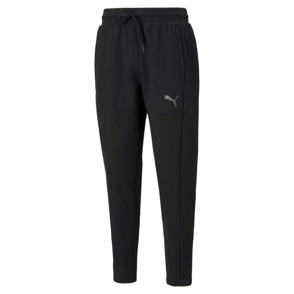 Изображение Puma Штаны Favourite Tapered Men's Training Pants #1: Puma Black