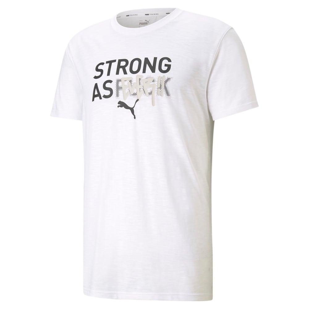 Изображение Puma Футболка Performance Slogan Men's Training Tee #1