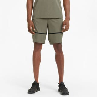 """Изображение Puma Шорты Graphic Knit 9"""" Men's Training Shorts"""