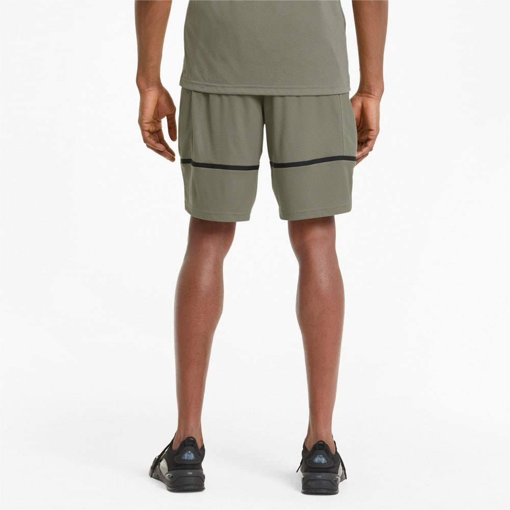 "Зображення Puma Шорти Graphic Knit 9"" Men's Training Shorts #2: Vetiver"