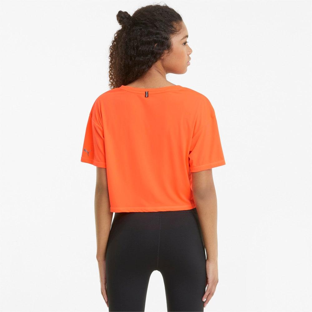 Зображення Puma Футболка Logo Short Sleeve Women's Running Tee #2