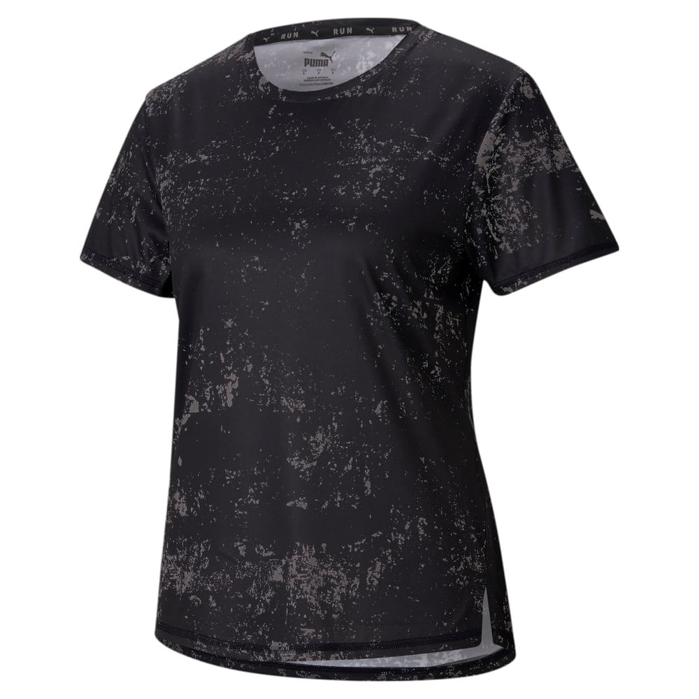 Image Puma Graphic Short Sleeve Women's Running Tee #1
