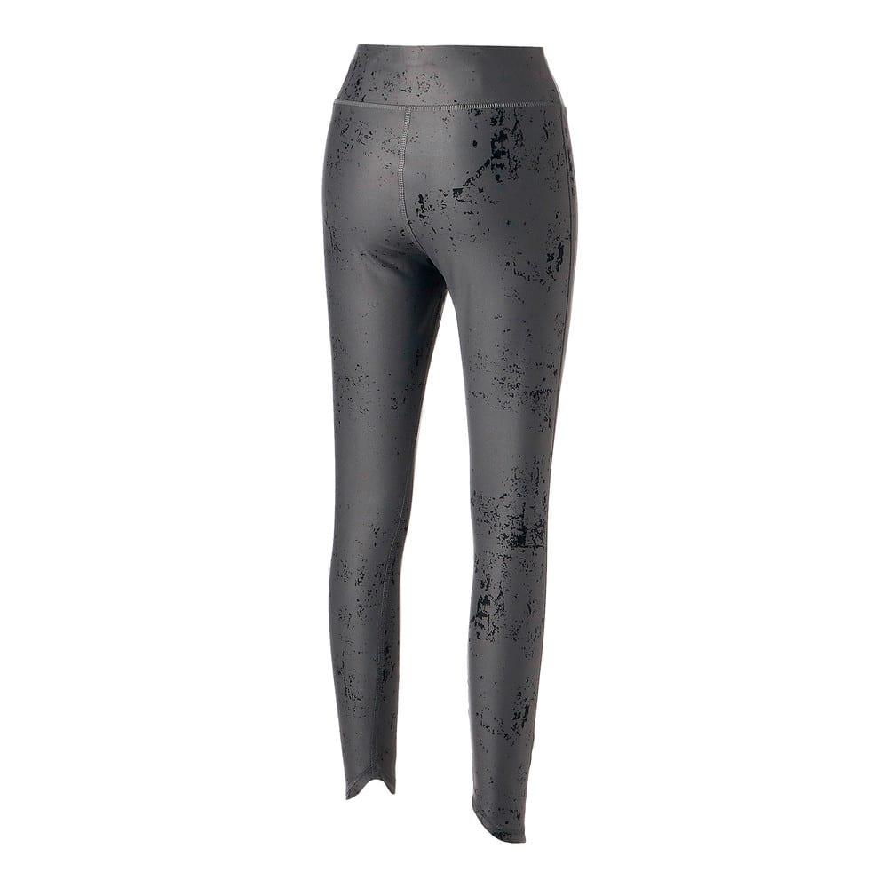 Imagen PUMA Leggings de running con estampado gráfico y largo 7/8 para mujer #2