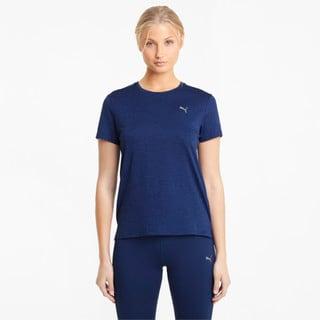 Изображение Puma Футболка Favourite Heather Short Sleeve Women's Running Tee