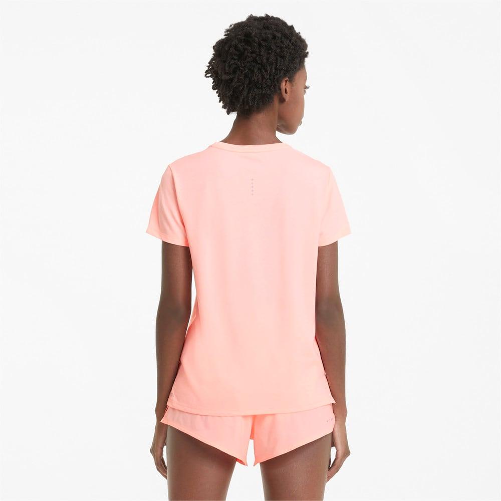Image Puma Favourite Heather Short Sleeve Women's Running Tee #2