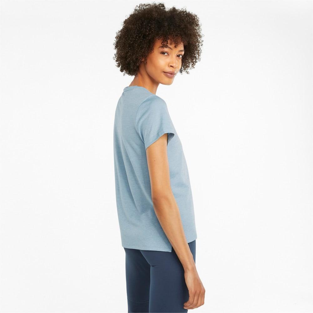 Изображение Puma Футболка Favourite Heather Short Sleeve Women's Running Tee #2