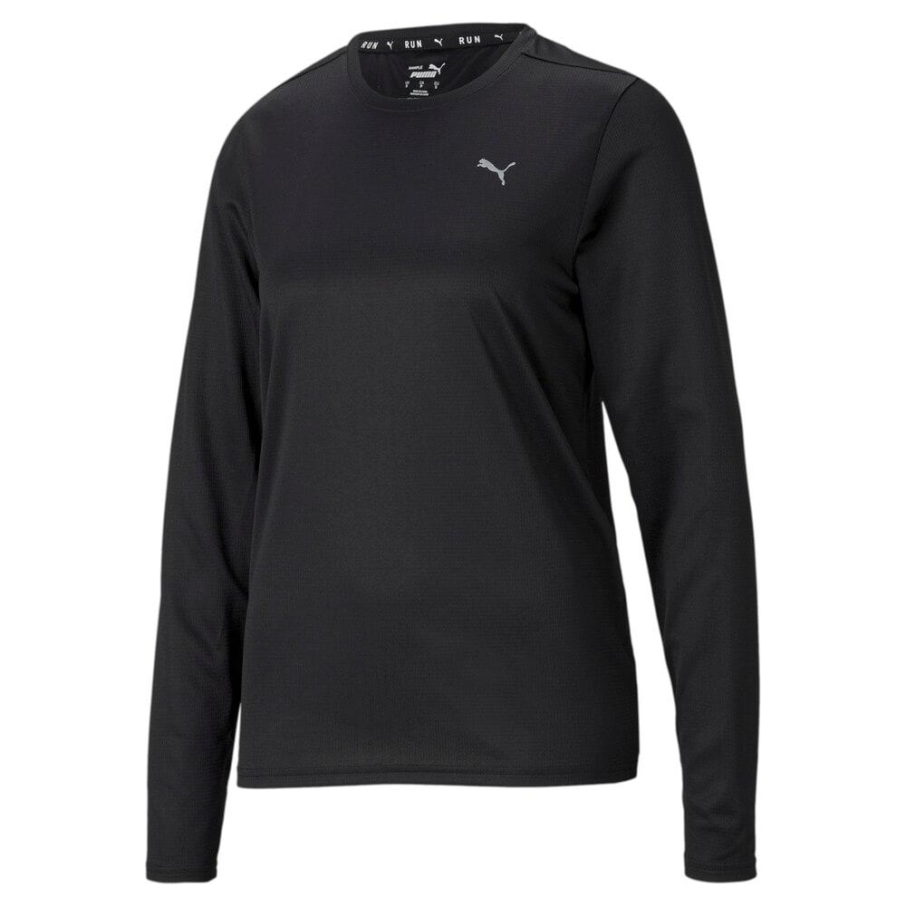 Image Puma Favourite Long Sleeve Women's Running Tee #1