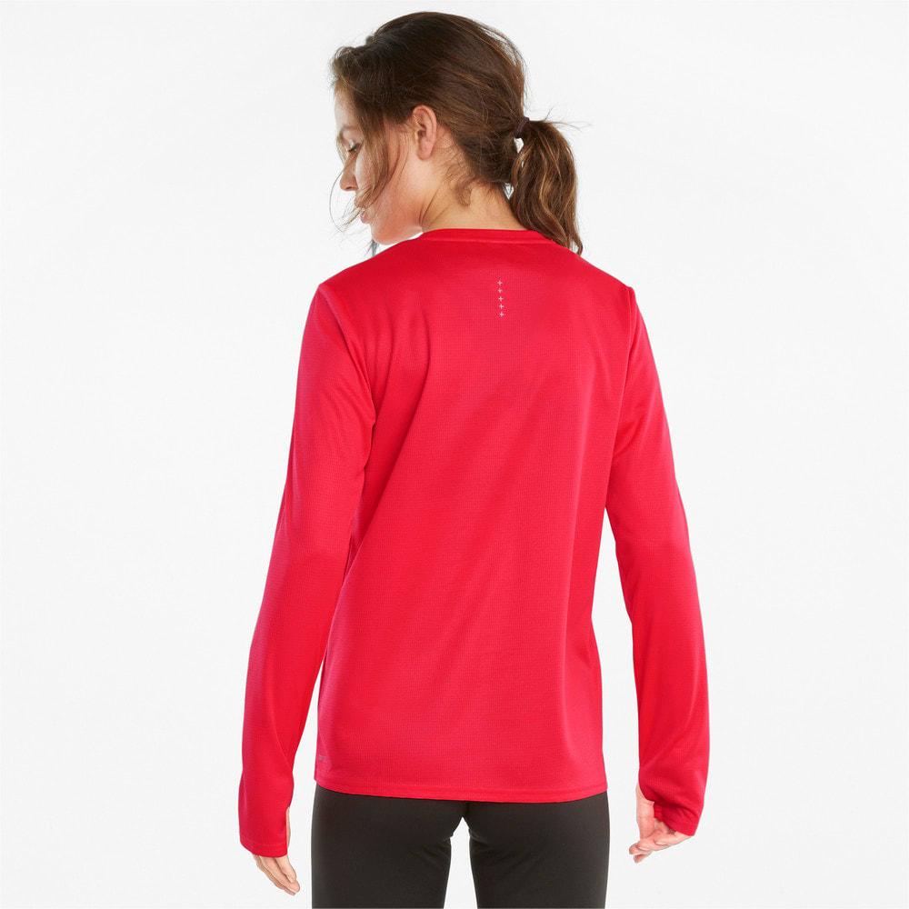 Изображение Puma Футболка с длинным рукавом Favourite Long Sleeve Women's Running Tee #2