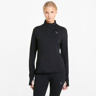 Изображение Puma Олимпийка Favourite Quarter-Zip Women's Running Pullover