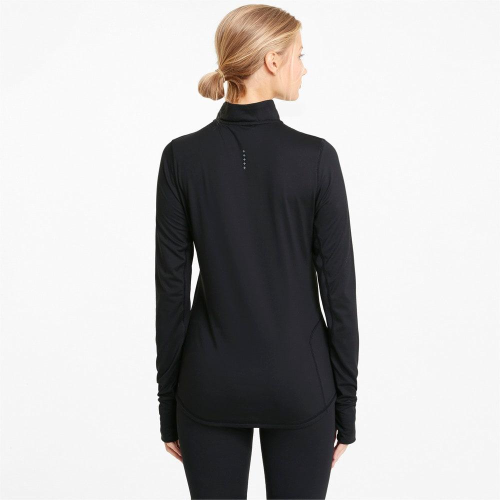Изображение Puma Олимпийка Favourite Quarter-Zip Women's Running Pullover #2