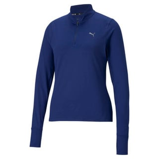 Изображение Puma Олимпийка Favourite Quarter-Zip Women's Running Pullover