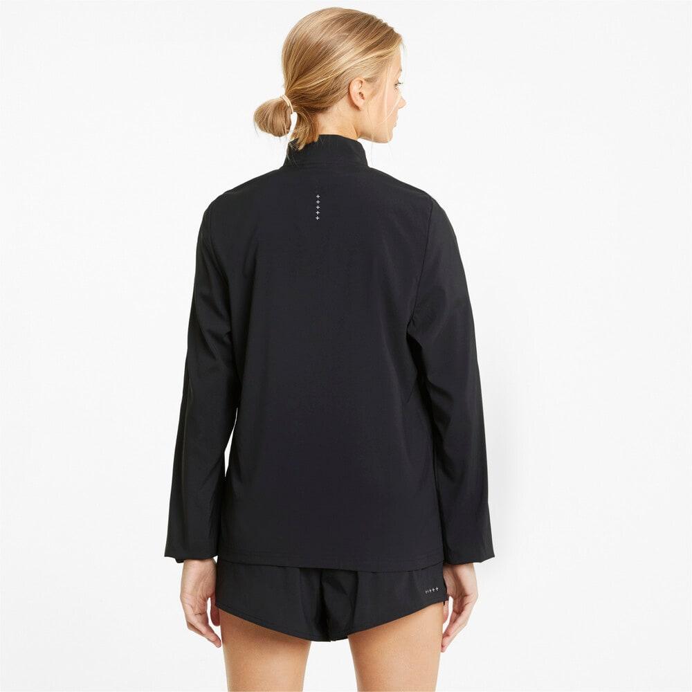 Изображение Puma Олимпийка Favourite Woven Women's Running Jacket #2
