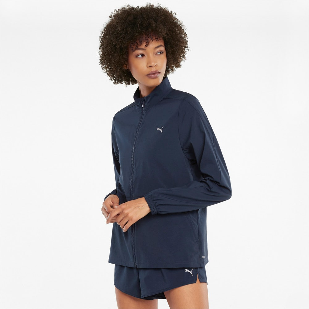 Image Puma Favourite Woven Women's Running Jacket #1