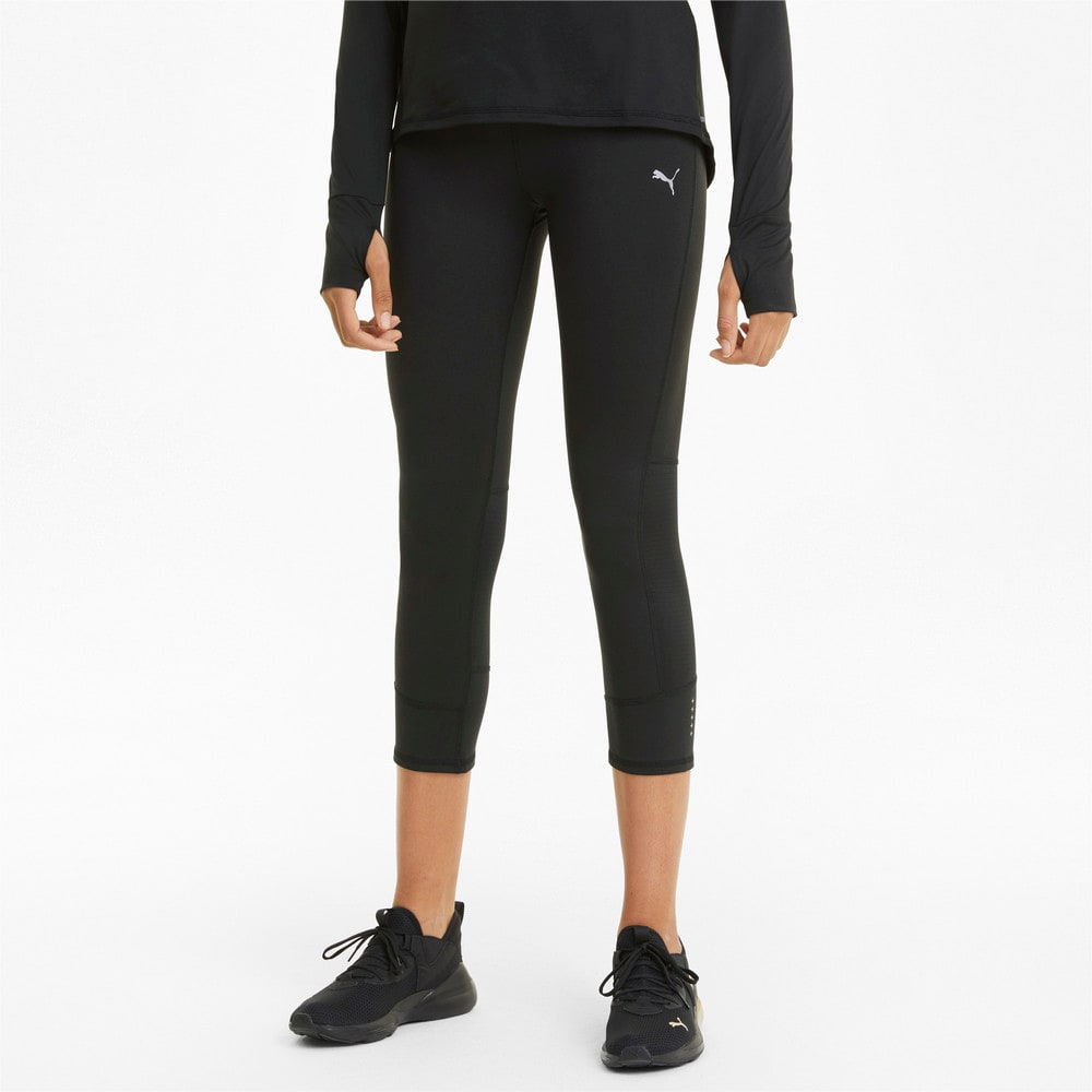 Зображення Puma Легінси Favourite Women's 3/4 Running Leggings #1