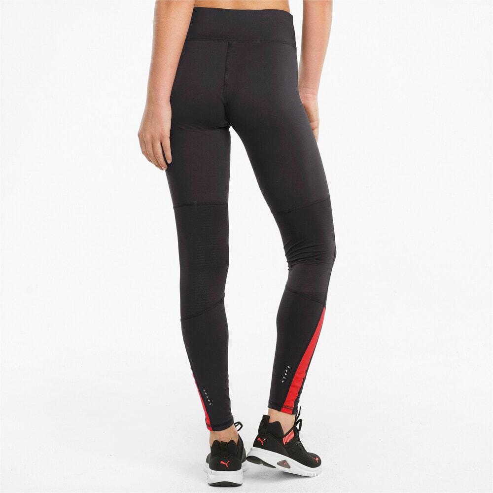 Зображення Puma Легінси Favourite Women's Running Leggings #2: Puma Black-Sunblaze