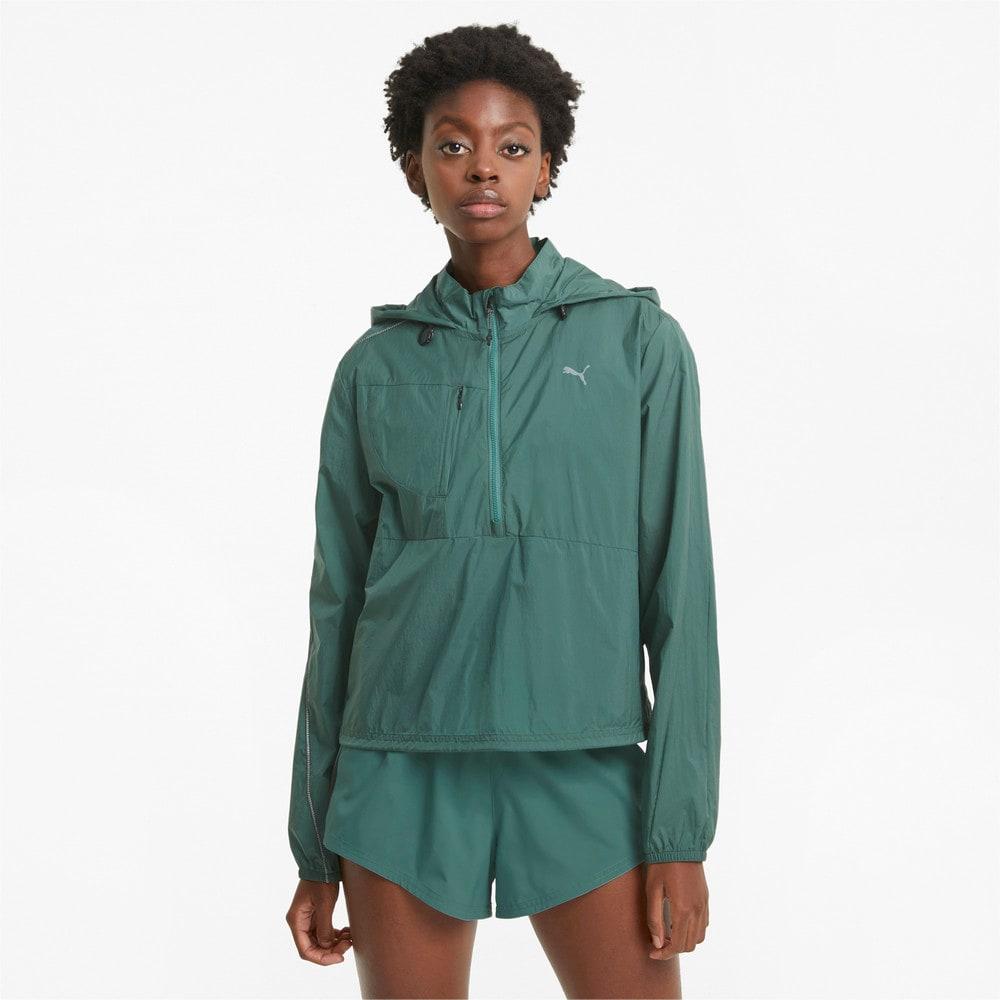 Image Puma Woven Women's Running Jacket #1