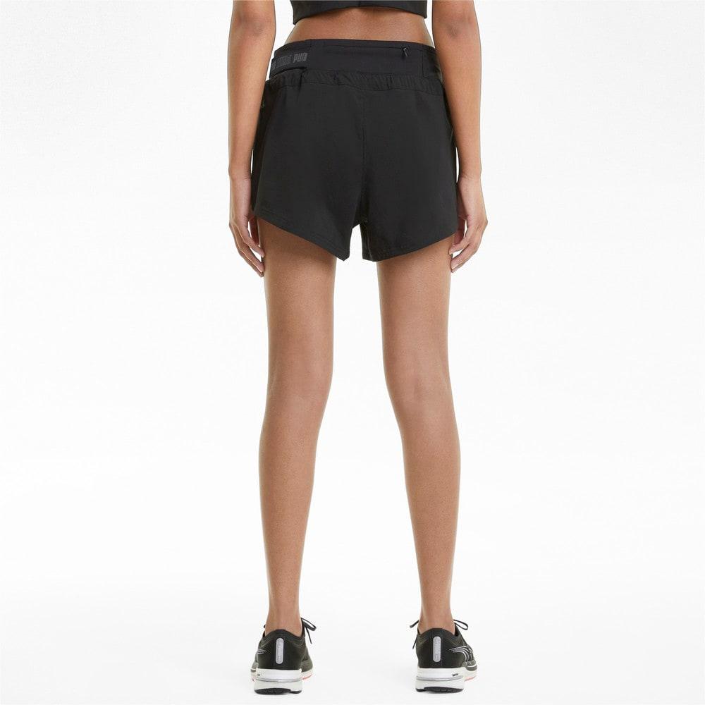 "Зображення Puma Шорти COOLadapt Woven 3"" Women's Running Shorts #2: Puma Black"