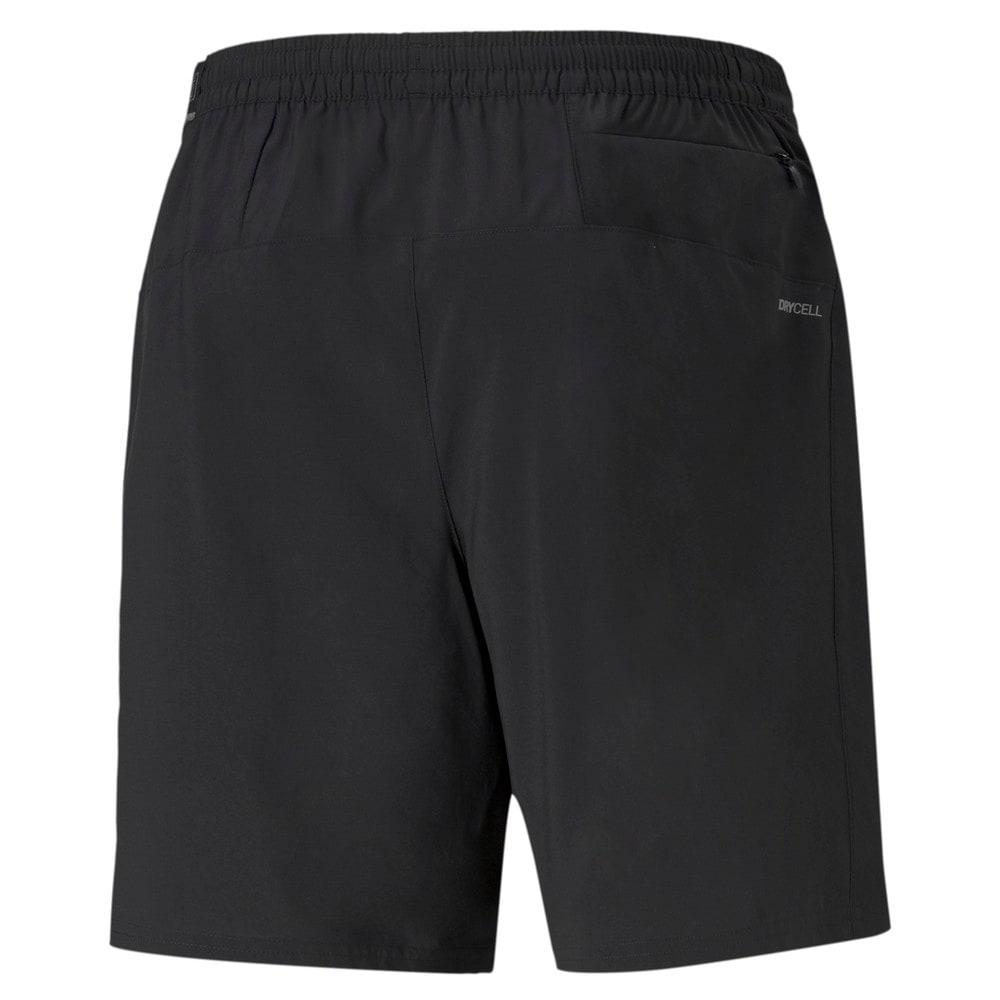 Imagen PUMA Shorts de running de tejido plano de 18 cm para hombre #2