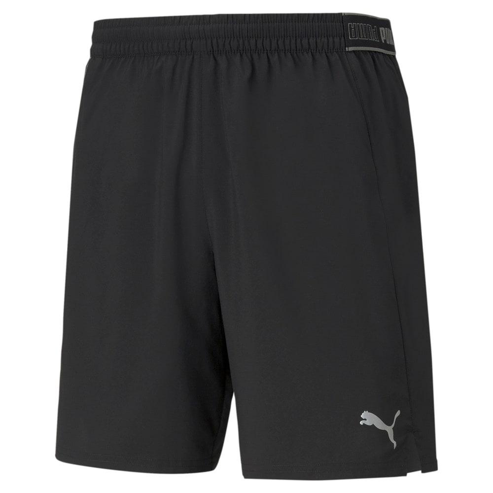 Imagen PUMA Shorts de running de tejido plano de 18 cm para hombre #1
