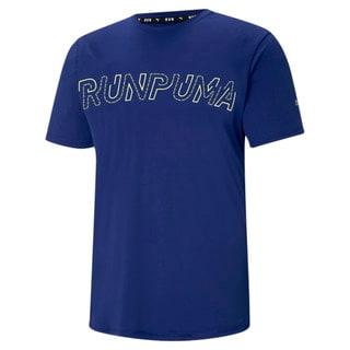 Изображение Puma Футболка Logo Short Sleeve Men's Running Tee