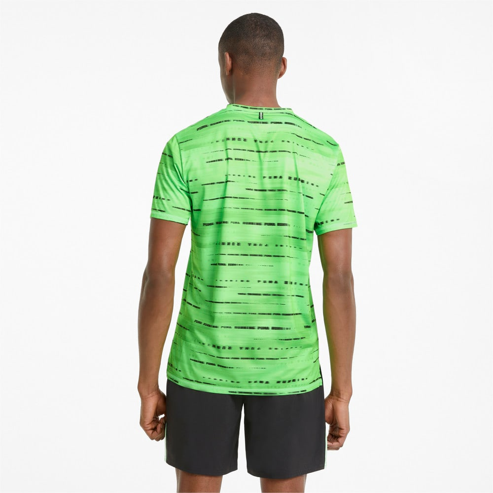 Изображение Puma Футболка Graphic Short Sleeve Men's Running Tee #2