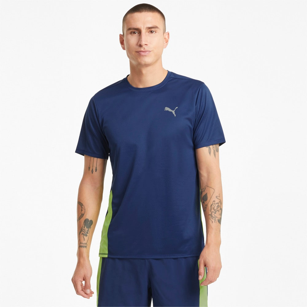 Image Puma Favourite Short Sleeve Men's Running Tee #1