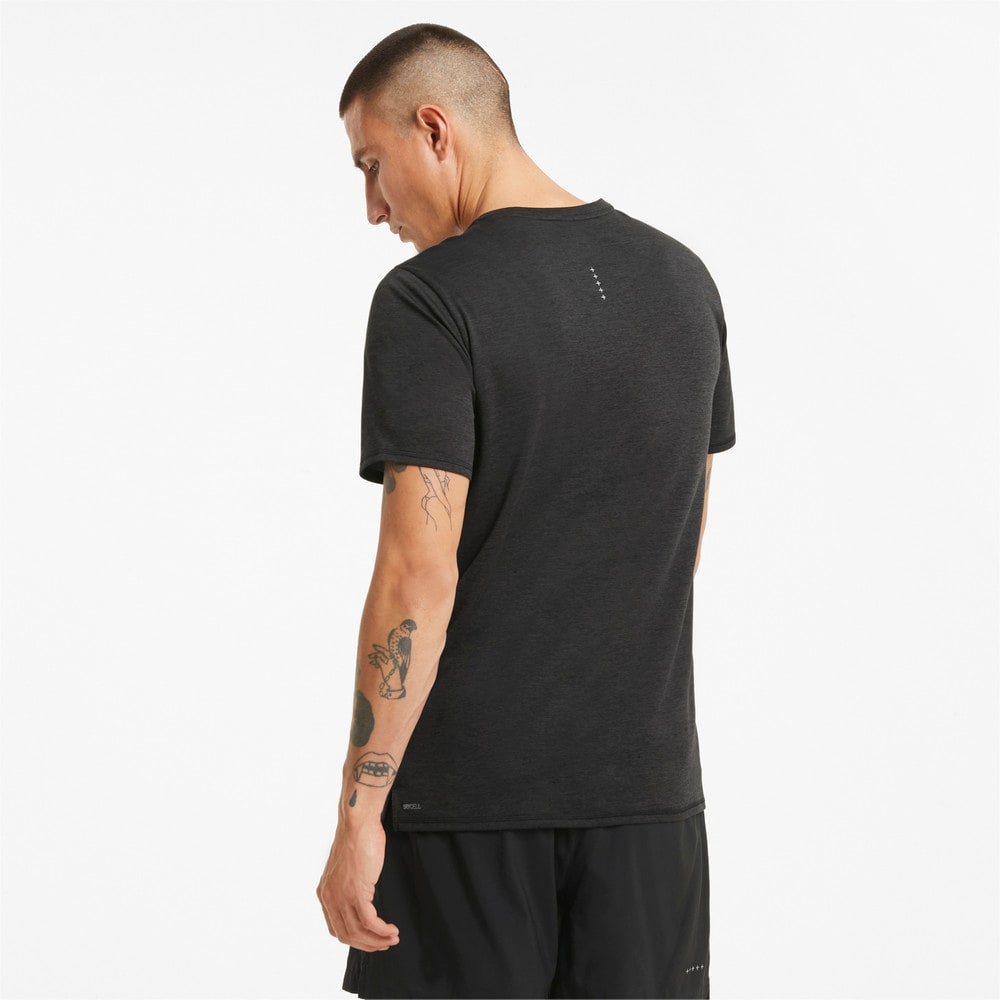 Зображення Puma Футболка Favourite Heather Short Sleeve Men's Running Tee #2