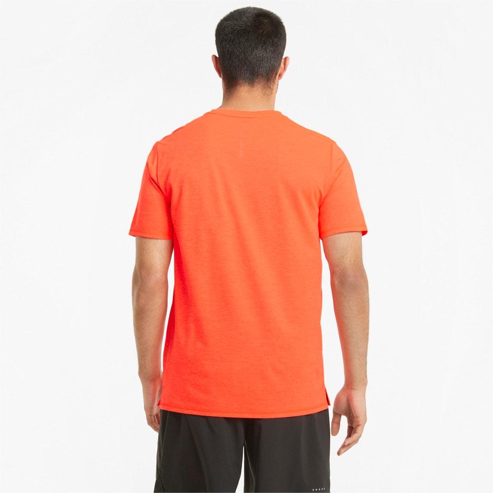 Görüntü Puma FAVOURITE Heather Kısa Kollu Erkek Koşu T-shirt #2