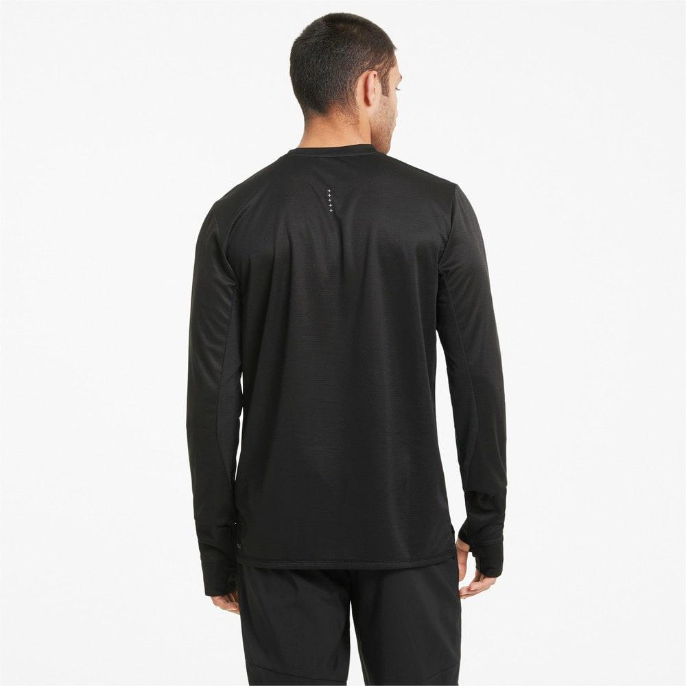 Изображение Puma Футболка с длинным рукавом Favourite Long Sleeve Men's Running Tee #2