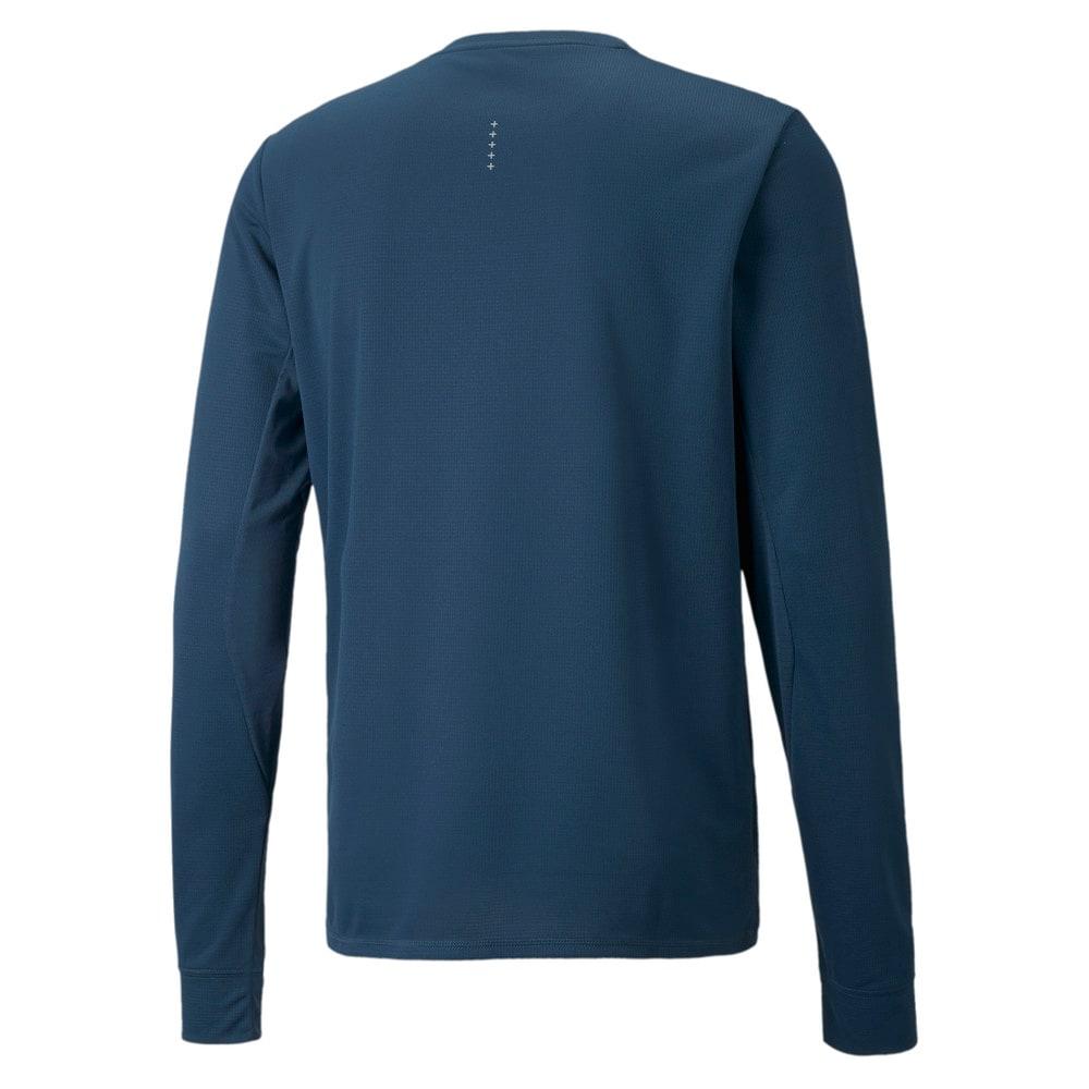 Зображення Puma футболка з довгим рукавом Favourite Long Sleeve Men's Running Tee #2: Intense Blue