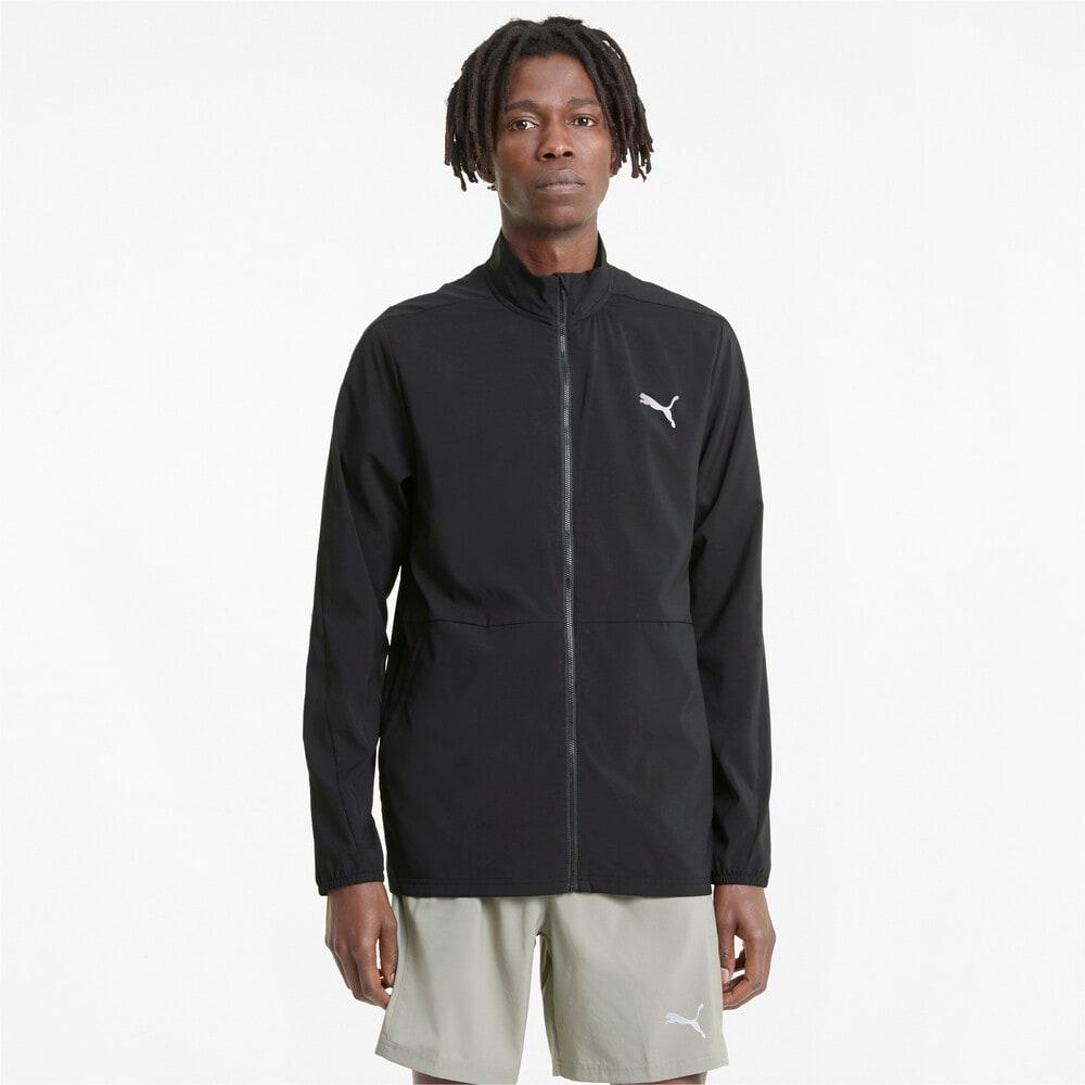 Изображение Puma Олимпийка Favourite Woven Men's Running Jacket #1