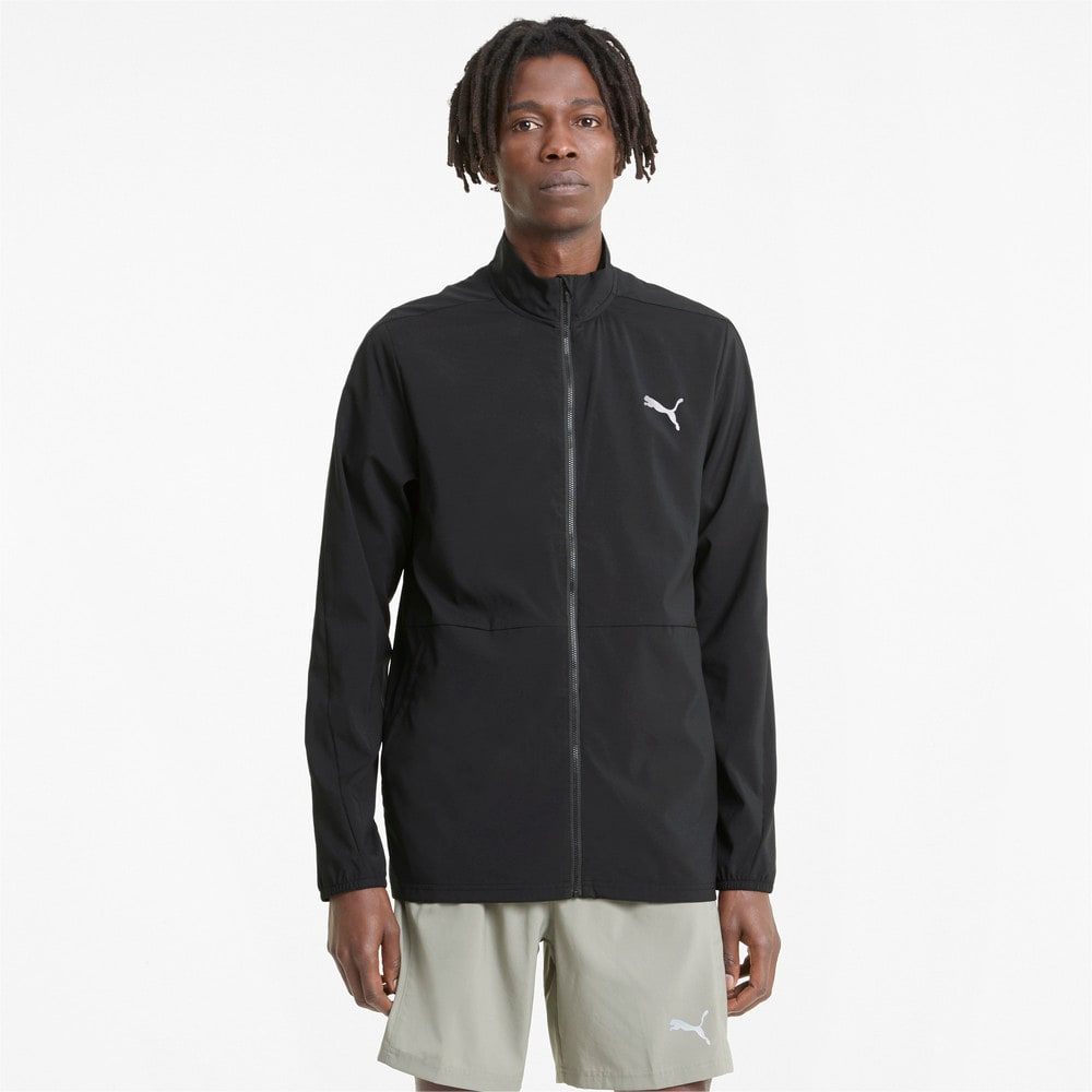 Image Puma Favourite Woven Men's Running Jacket #1