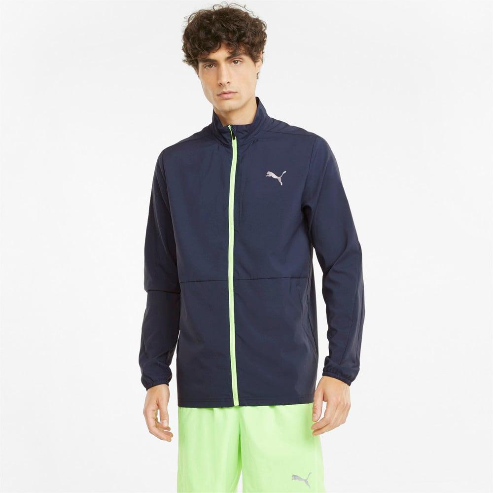 Image Puma Favourite Woven Men's Running Jacket #1