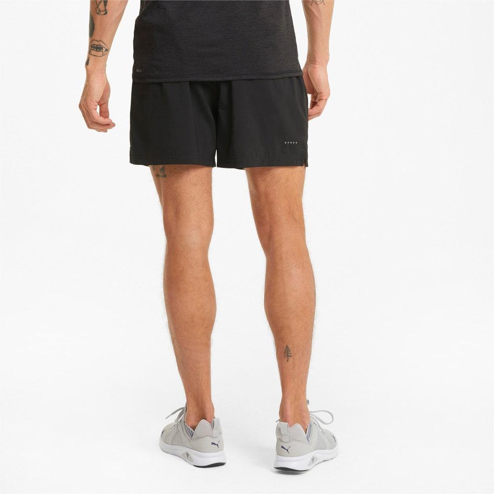 Imagen PUMA Shorts de running de tejido plano y entrepierna de 13 cm para hombre Favourite Session #2